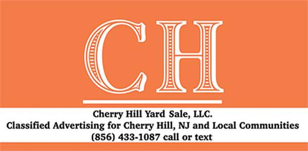 Cherry Hill Yard Sale Classified Advertising   Cherry Hill