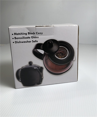 Very Nice Tea Pot and Cozy ! New in Box. Cherry Hill, NJ