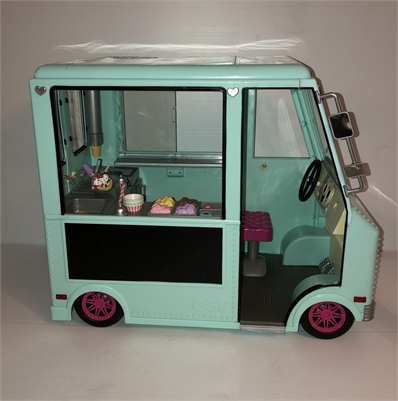 sold! Our generation ice cream truck, from Cherry Hill NJ