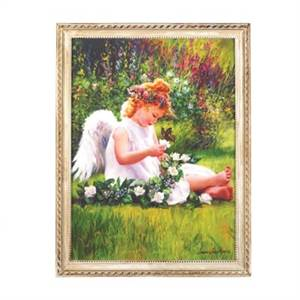 Garden Angel Wall Art