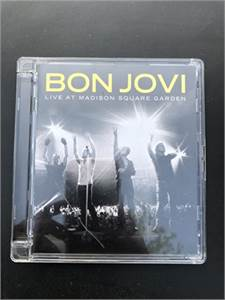 Bon Jovi DVD: Concert Live at Madison Square Garden, Cherry Hill, NJ