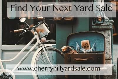 Saturday Morning Cherry Hill Yard Sale: Dollar Days and Other Deals