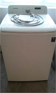 Samsung Electric Washer for Sale! Great Condition!     Barrington, NJ 08007