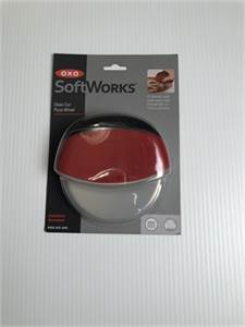 """New in Package, OXO, Softworks, 4"""" Pizza Slicer, Pizza Wheel. Cherry Hill, NJ"""