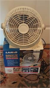 TABLE FAN with Original Box and in Good Condition !  Cherry Hill, NJ