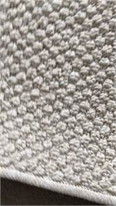 Creme Colored Berber 7x10 Area Rug / Carpet: Preowned, good condition-cherry-hill-nj