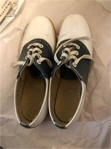 saddle shoes womens size 7.5 cherry-hill-nj