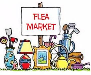 In-Door Flea Market at The New Freedom Village  Seniors Community Berlin-NJ-08009 RAIN OR SHINE!