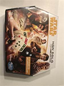 Star Wars Han Solo card game New in package Cherry Hill, NJ local pickup or shipping available