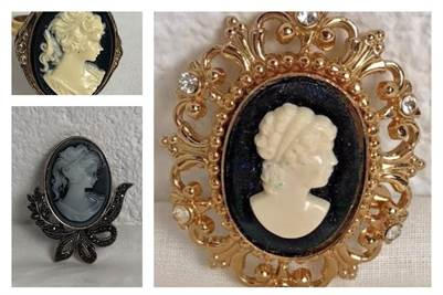 lot-sale-vintage-cameos-cherry-hill-nj