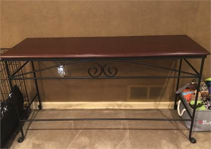 Sofa Table / Console Table Local Pickup Cherry-Hill-nj