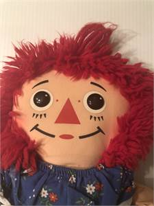 raggedy Ann doll vintage, Cherry Hill, NJ local pickup or shipping available