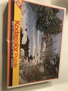 Kodacolor Vermont puzzle 500 piece puzzle Cherry Hill, NJ local pickup or shipping available