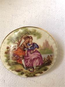 Antique Brooch, Pin, Made in Italy $29.99 Shipped