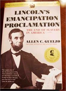 Lincoln's Emancipation Proclamation: The End of Slavery in America with shipping available