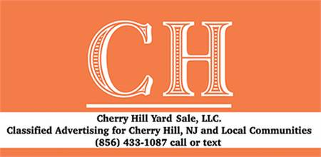 Cherry Hill Yard Sale Classified Advertising .   Cherry Hill, NJ 08034