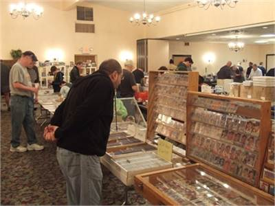Sports Card & Collectibles Show - March 24