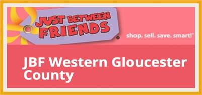 Children and Maternity Consignment.  Just Between Friends of Western Gloucester County