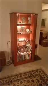Curio and Wall Units