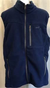 Eddie Bauer Vest Blue, very nice condition pick up Cherry Hill New Jersey or shipping available