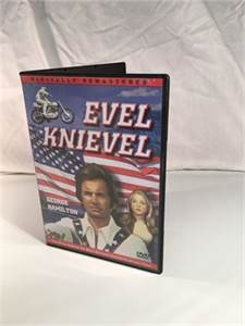 price drop! Evel Knievel DVD