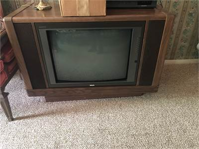 Retro TV, retro television, pick up Philadelphia