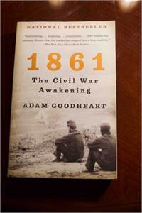 price drop 2019!  paperback book 1861: The Civil War Awakening  ISBN-13: 978-1400032198