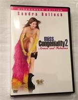 Miss Congeniality 2 with Sandra Bullock - DVD - Widescreen Edition-cherry-hill-nj