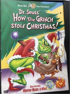 The Grinch Who Stole Christmas DVD and Horton Hears a Who DVD, Cherry Hill, NJ