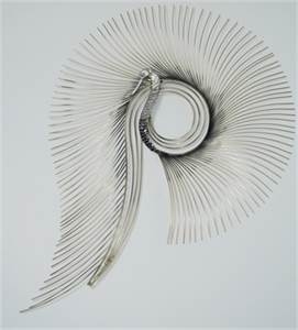 Sold! Art and Wall Decor: Unique Wire Framed Art, Circular Art, Swan Wall Art. Cherry Hill, NJ