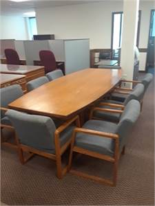 Large Conference Room Tables