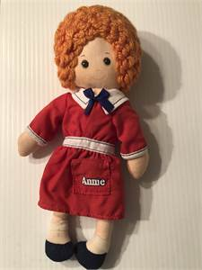 Annie 1977 vintage plush figure Cherry Hill, NJ local pickup or shipping available