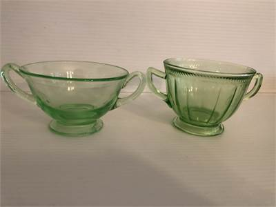 green depression glass local pickup cherry hill nj