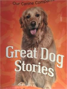 Paperback Book: Great dog stories ISBN 9780736928823