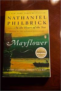Mayflower: A Story of Courage, Community, and War $9.99 shipped