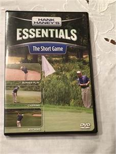 Hank Haney's Essentials DVD The Short Game, $5.99