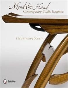 Mind and Hand : Contemporary Studio Furniture by The Furniture Society Staff-cherry-hill-nj