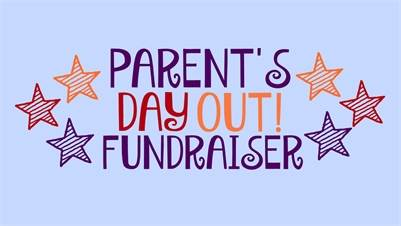 12/16: Parent's Day Out Fundraiser