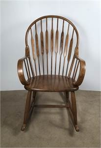 Rocking Chair Windsor Style Prewoned Local PIck Up Cherry Hill, NJ