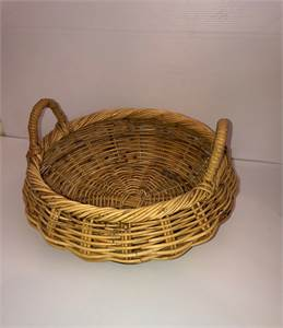 super wide high quality basket, beautifully made, Cherry Hill, NJ local pickup or shipping available