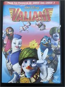 new lower price! Valiant DVD by Disney, Cherry Hill, NJ