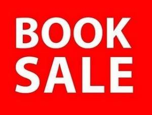 11/8/2018 thru 11/10/2018: Book Sale at Cherry Hill Library