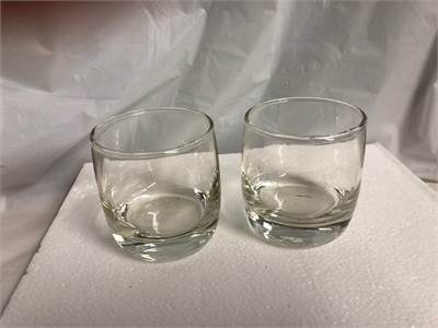 5 O'Clock Rocks Glasses New in Box  Cherry Hill, NJ local pickup or $19.99 with free shipping!