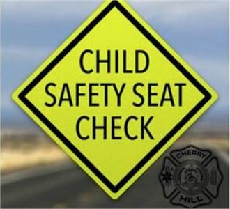 4/13: CAR SEAT CHECK-UP EVENT  Cherry Hill, NJ 08034