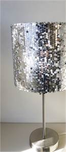 Cute and fun! Silver Sequin Lamp in Cherry Hill, NJ 08034
