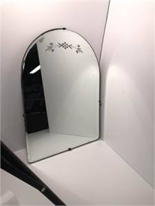 Vintage or Antique Mirror with Arch-cherry-hill-nj