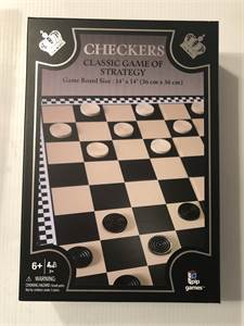 Checkers new in box Cherry Hill, NJ local pickup or shipping available