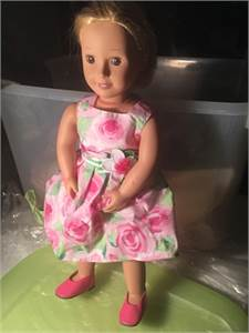 PRICE DROP! Generation Girl Doll with Clothing and shoes for sale
