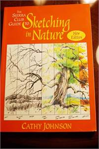 Sketching in Nature	ISBN 9780871569325-cherry-hill-nj