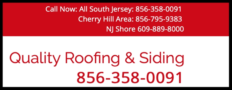 Quality Roofing and Siding, LLC., New Roofing and Roofing Repairs, Siding Experts South Jersey, Window Replacement, Replacement Windows, New Construction Windows, Siding and Siding Repairs, New Windows, Gutter Cleaning Services, Power Washing,